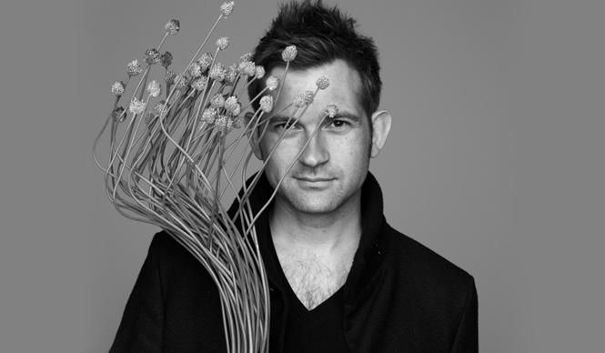 ニコライ バーグマンは1976年デンマーク・コペンハーゲン生まれのフラワーアーティスト