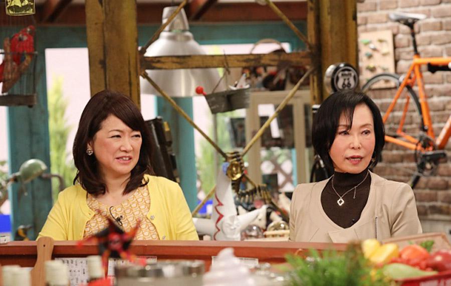 左は、藤田紀子の友人として登場した萩谷麻衣子弁護士