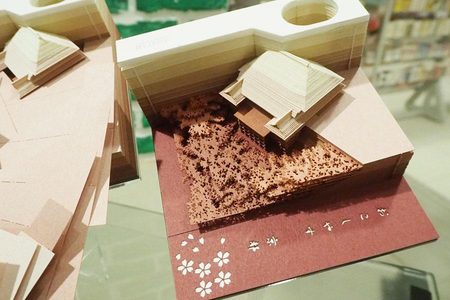 SHAPEシリーズ「Kyoto -華-」(清水寺)は10000円(税抜)