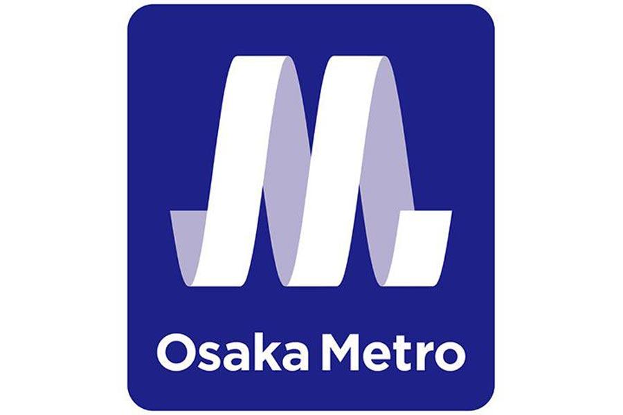 大阪市高速電気軌道の愛称「Osaka Metro」のロゴ