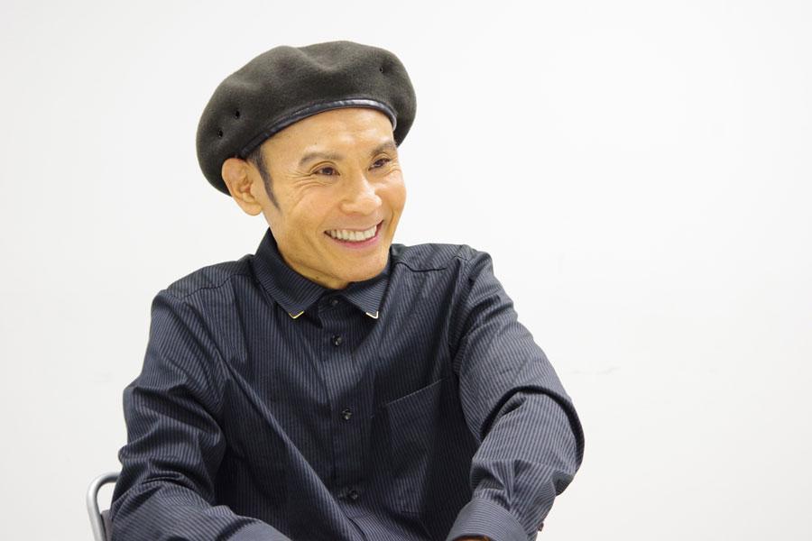 「今の若い人は、僕のことを画家かヨガの達人と思っているのかも。舞台で鶴ちゃんはもともとはこういう人なんだと知ってほしいし、新たな可能性が広がれば」と鶴太郎