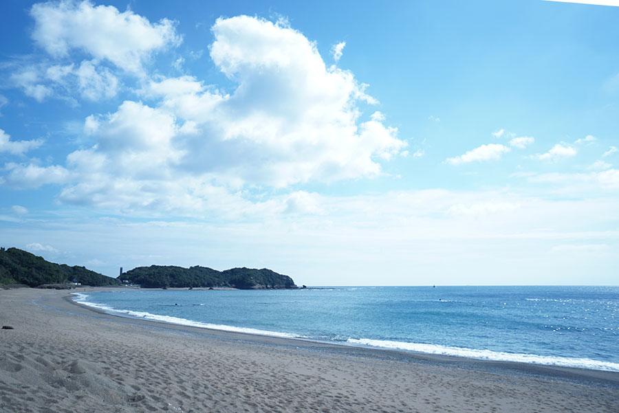 「海辺の熊野古道」で天体観測