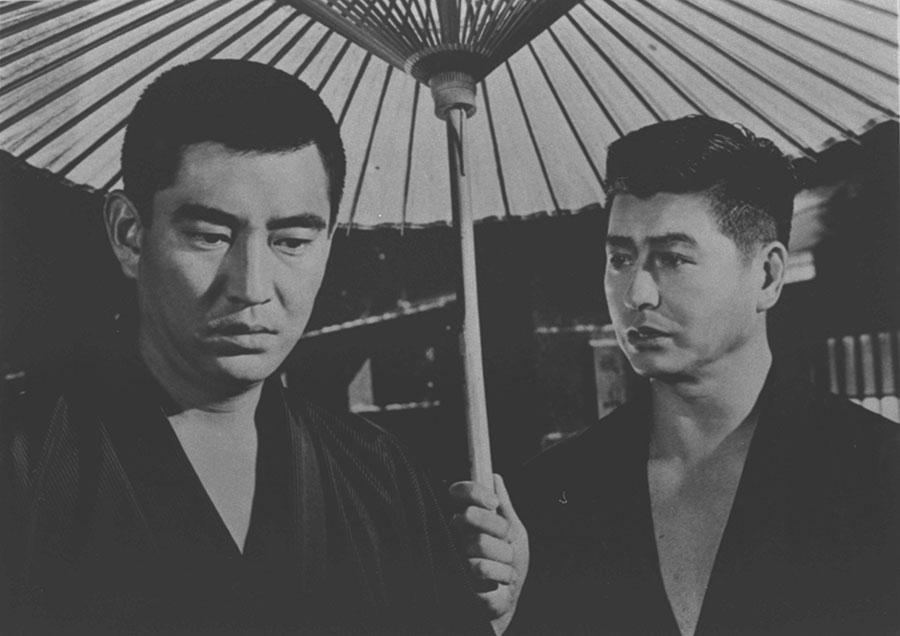 「昭和残侠伝 唐獅子牡丹」1966 ©東映