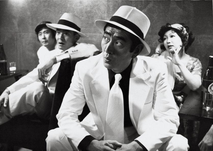 「神戸国際ギャング」1975 ©東映