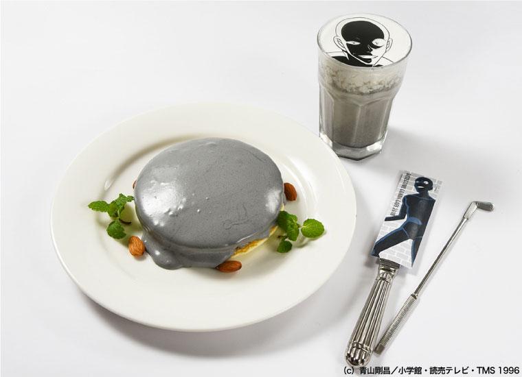 「犯人デザートセット~パンケーキ&スムージー〜」1690円+税