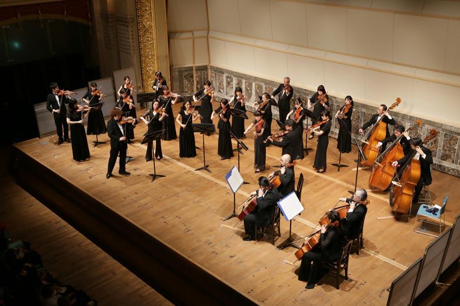 クラシックの演奏会は値段も敷居も高く感じる、という人でも気軽に参加できる演奏会が開催