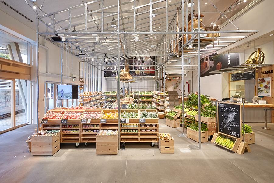 世界で初めて、食の専門売場が堺・北花田に登場(イメージ)