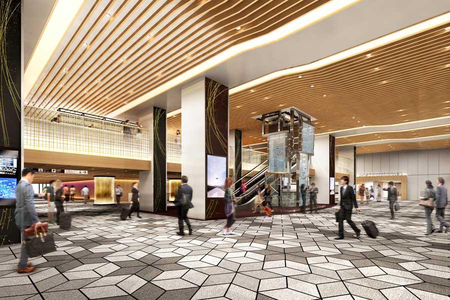「大阪国際空港(伊丹空港)が、リニューアル。DEAN & DELUCA CAFEなどが登場する