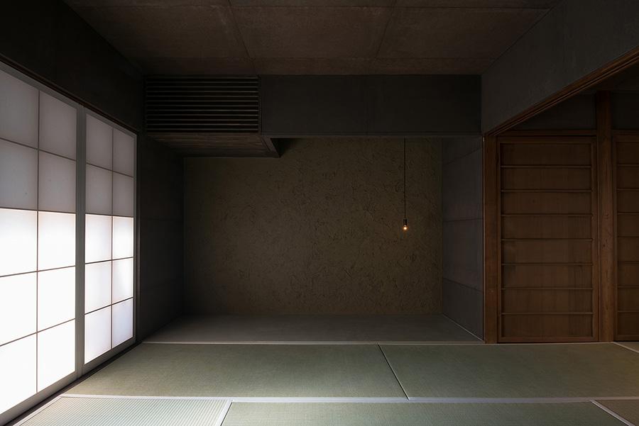 台湾の店とはまったく異なる佇まいになる、京都・小慢