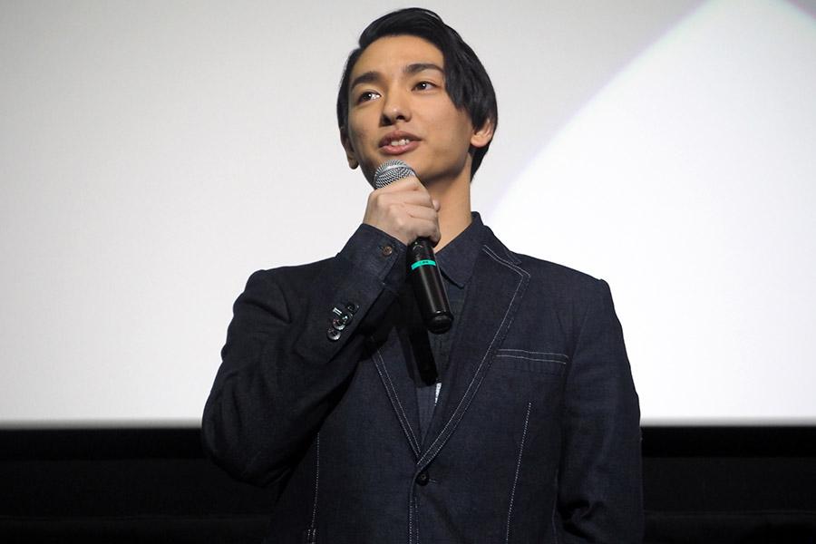 奈良出身、1994年生まれの俳優・七瀬公(3日・大阪市内)