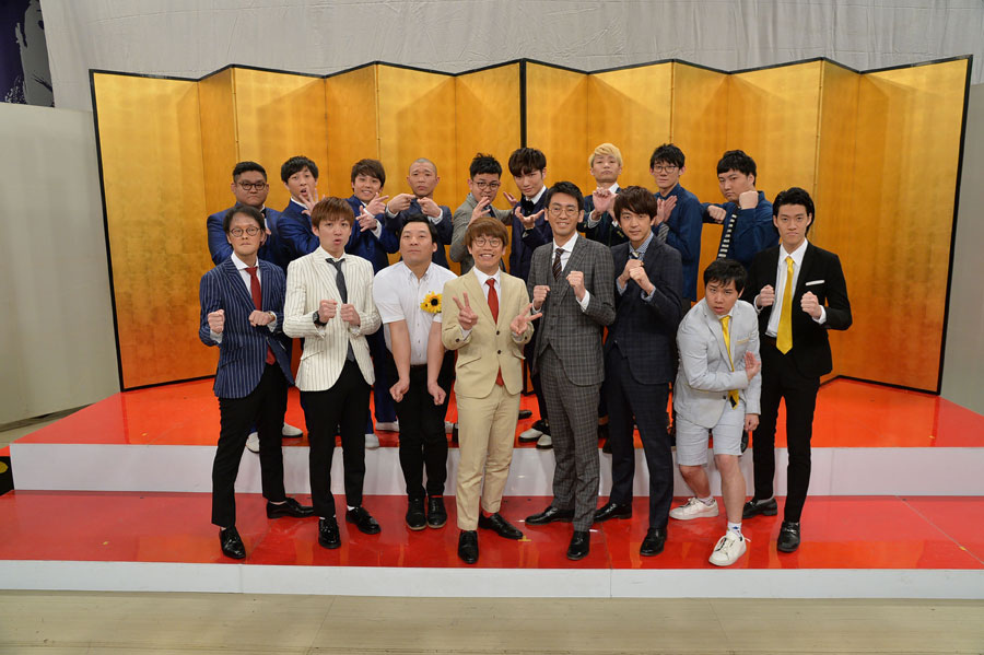 「第48回NHK上方漫才コンテスト」本選出場者