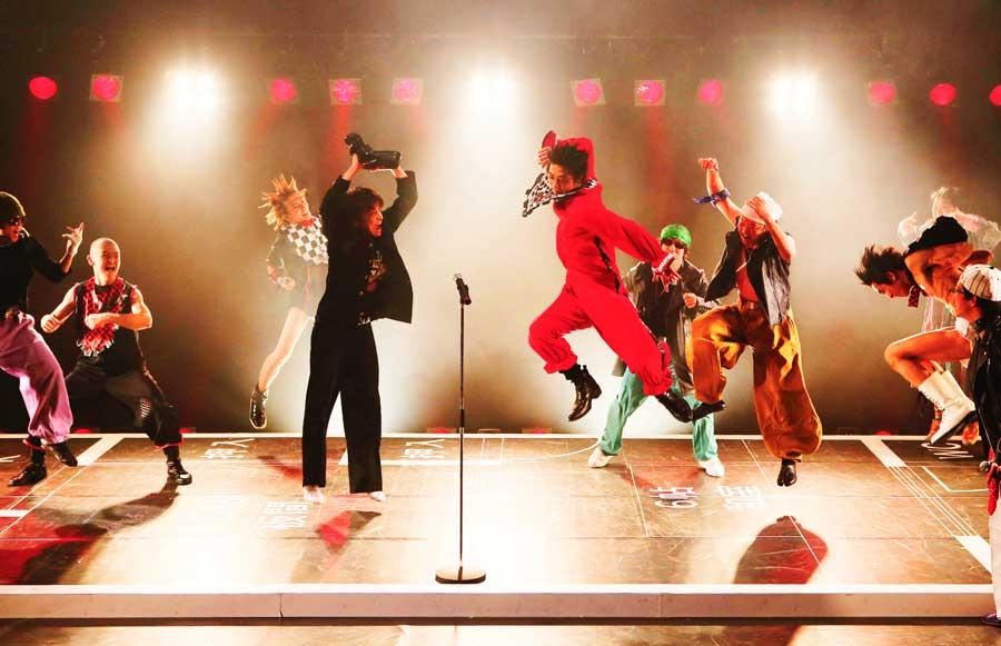 劇中に登場するエアバンド「オギャーズ」の楽曲は、鹿殺しのオレノグラフィティによる完全オリジナル