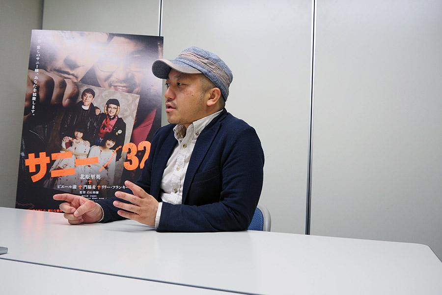 脚本家・髙橋泉について語る白石和彌監督