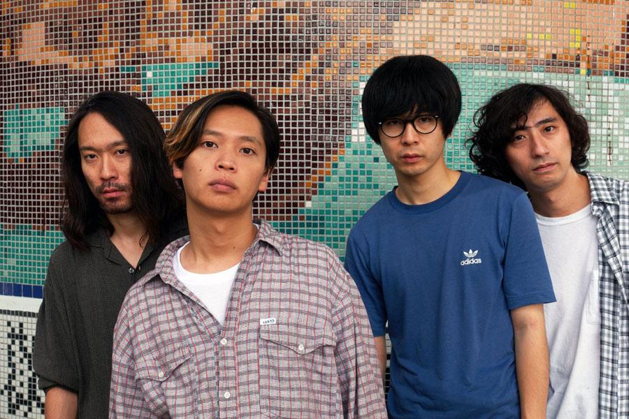 大阪公演のゲストとして出演するシャムキャッツ
