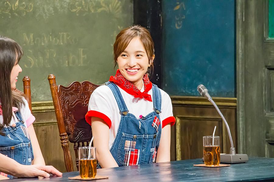 ももいろクローバーZのリーダー・百田夏菜子