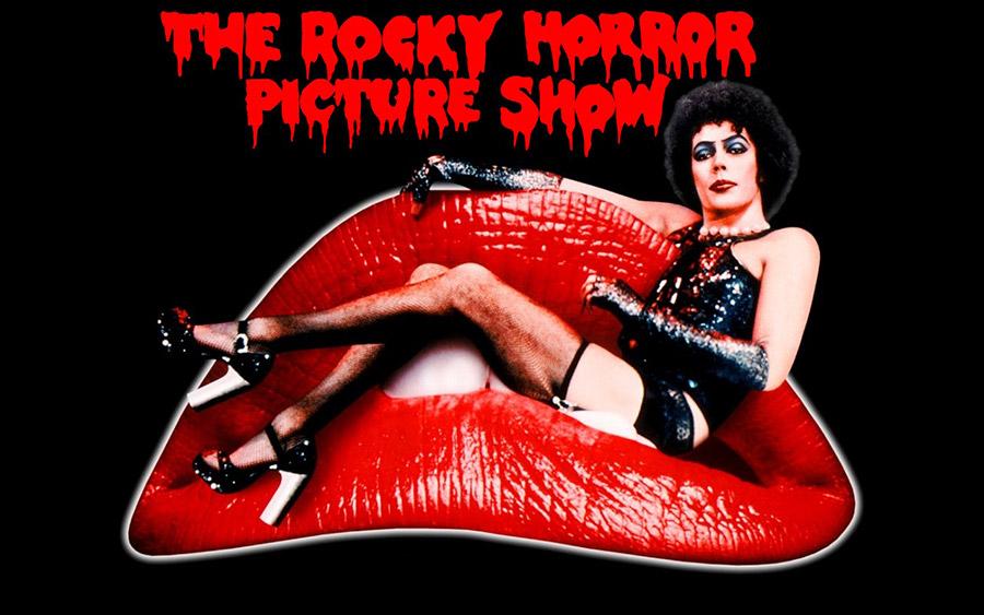 ホラー・ミュージカル舞台劇を映画化した『ロッキー・ホラー・ショー』