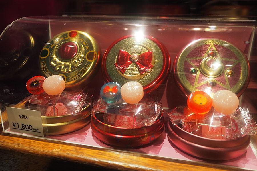 「キャンディセット(3缶)」(1800円)