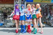 日本橋に25万人!写真で見る日本最大級のコスプレ祭