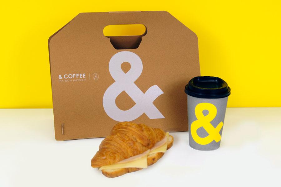 パリ発・メゾンカイザーの新展開カフェ「アンドコーヒー メゾンカイザー」