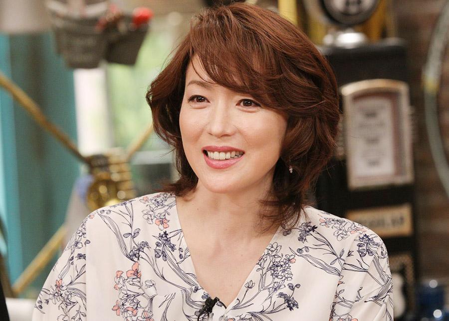 カンテレ『おかべろ』にゲストで登場した女優・若村麻由美