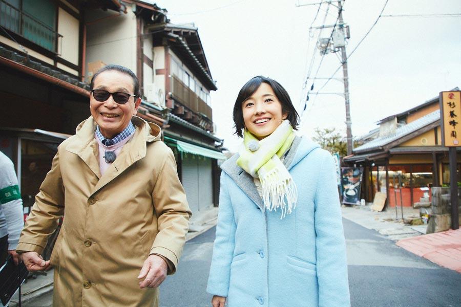 今春から『NHKニュースおはよう日本』のキャスターも務める林田理沙アナウンサー