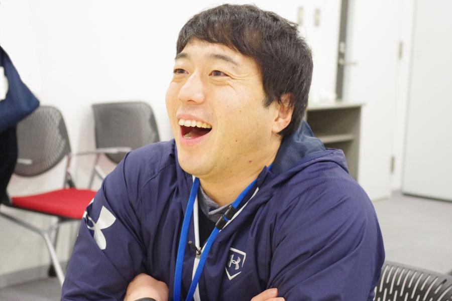本公演の演出をつとめる岸本功喜氏