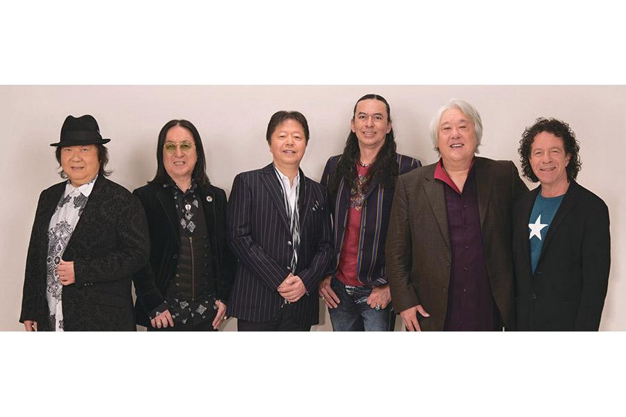 日本のプログレッシブロックバンドの草分け的存在・ゴダイゴ