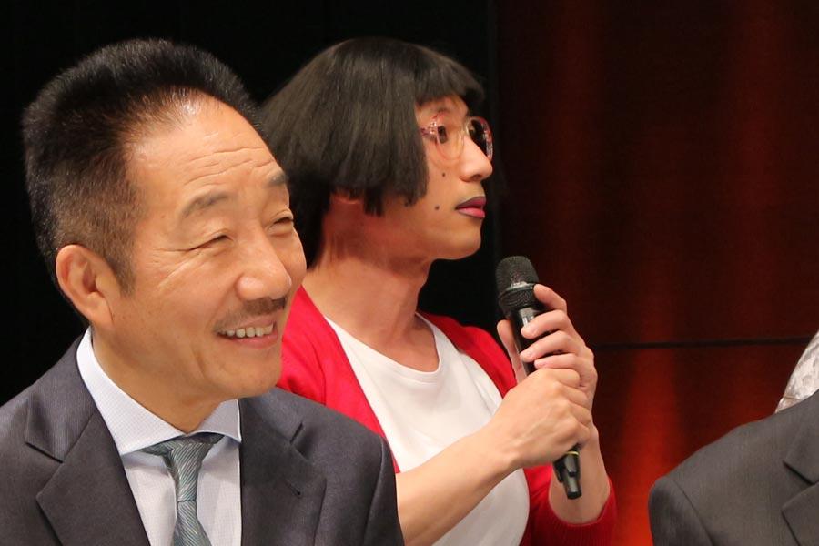 「世界に負けない日本のコメディを」と意気込む吉本新喜劇の座長・すっちー