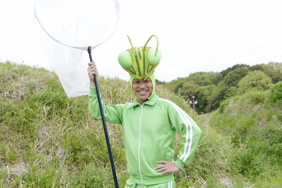 今回はクマバチの特集。過去に蝶特集もあり「あとはアリを授業でやれば、いよいよモハメド・アリの完成です」と笑う香川