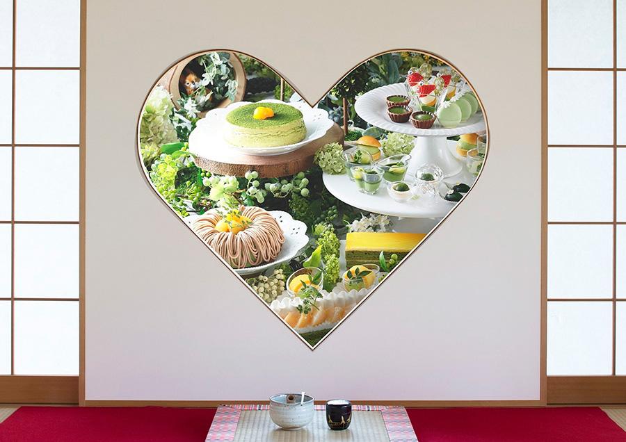 祇園辻利、正寿院とコラボした京都センチュリーホテルの抹茶ブッフェ(写真はイメージ)