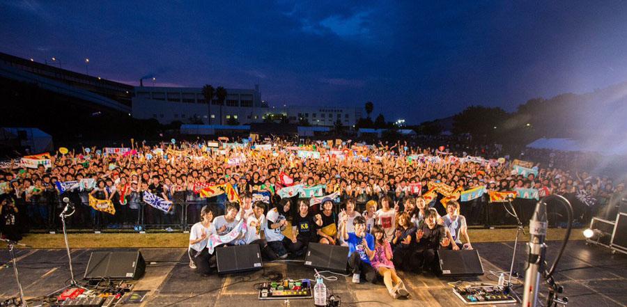 2日間で2万人が来場した『MIKROCK'17』