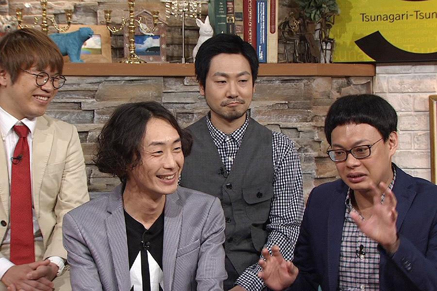 東京歴5年のGAG少年楽団 © ytv