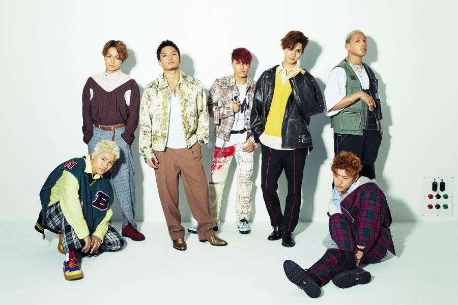 ダンス&ボーカルグループ・GENERATIONS from EXILE TRIBE