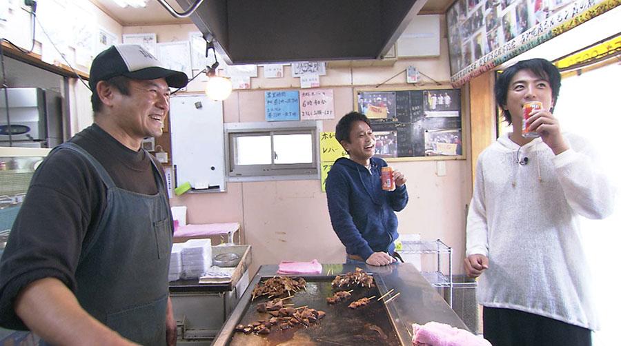 「帰りの新幹線で食べたい」と言うほど上地が大絶賛した大正名物