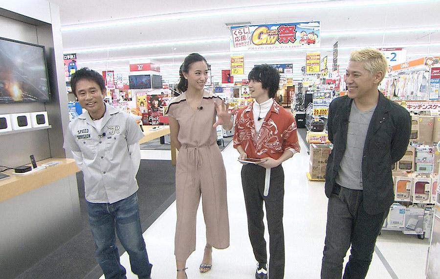 ゲストは、リーズナブル(1万円前後)、ハッピー(3万円前後)、スペシャル(5万円前後)、それぞれを選んでいく