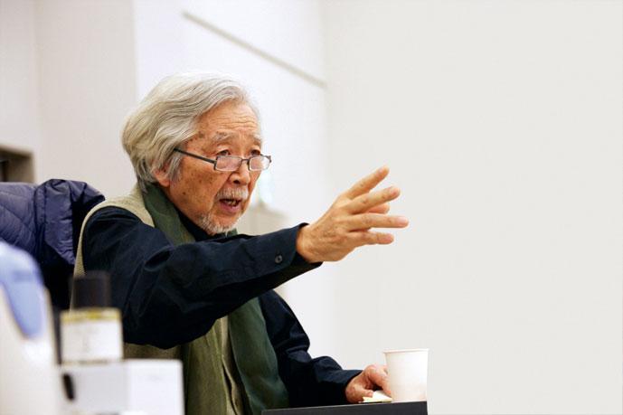 2010年の新派公演『麥秋』より本格的に舞台にも取り組んでいる山田洋次監督。大阪出身だが、地元で自身の舞台上演は稀少