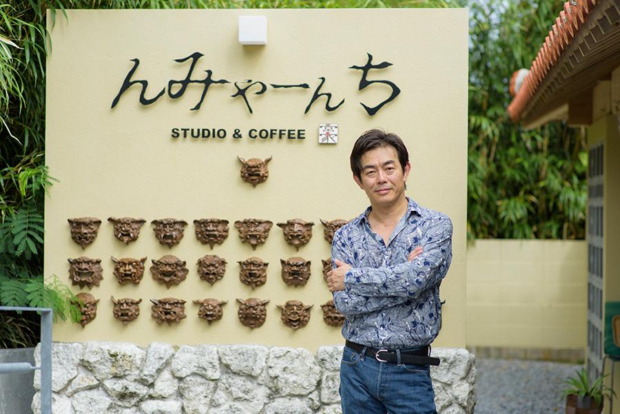 6月22日にはトークショーもおこなう、宮沢和史