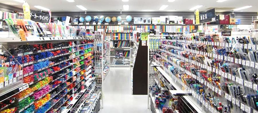 兵庫に7軒あり、大阪に1軒展開。写真は西神中央プレンティ店