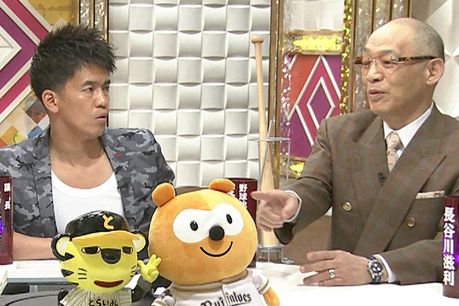 5月23日放送の『戦え!スポーツ内閣』(毎日放送)にゲスト出演した落合博満氏