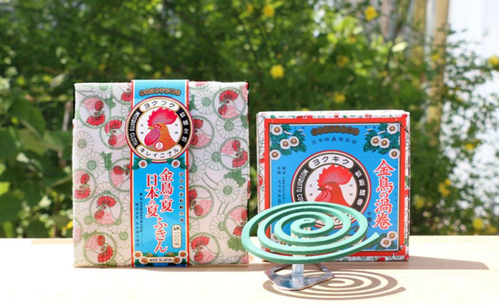 「日本製の蚊取り道具」をキーワードに「日本のものづくり」を受け継ぐ企業同士のコラボレーションが実現