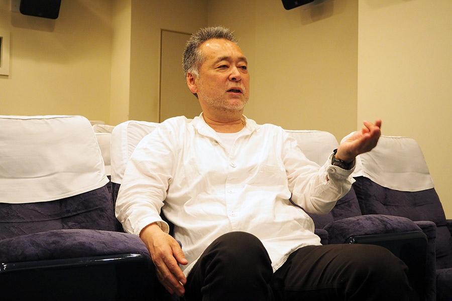 「その『場』に居続ける人間に興味があるんです」と瀬々敬久監督