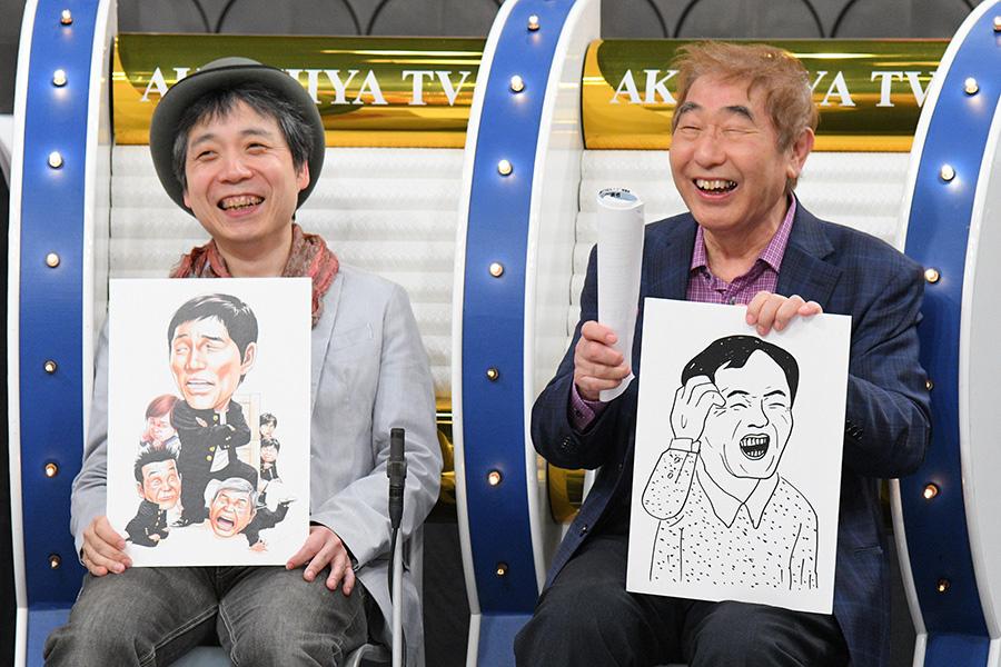 漫画家・森田まさのりのクオリティの高さに対して、蛭子能収は・・・ 写真提供:MBS