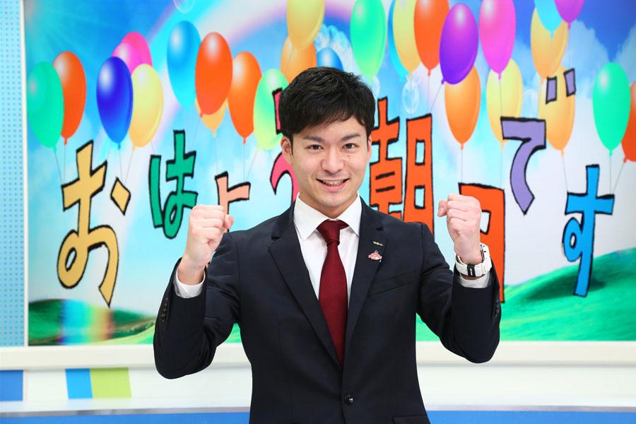 1995年生まれのABCテレビ新人アナウンサー・佐藤修平