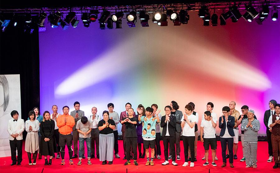 『さよなら!超合金Aライブ』では、これまでの出演者たちが集結