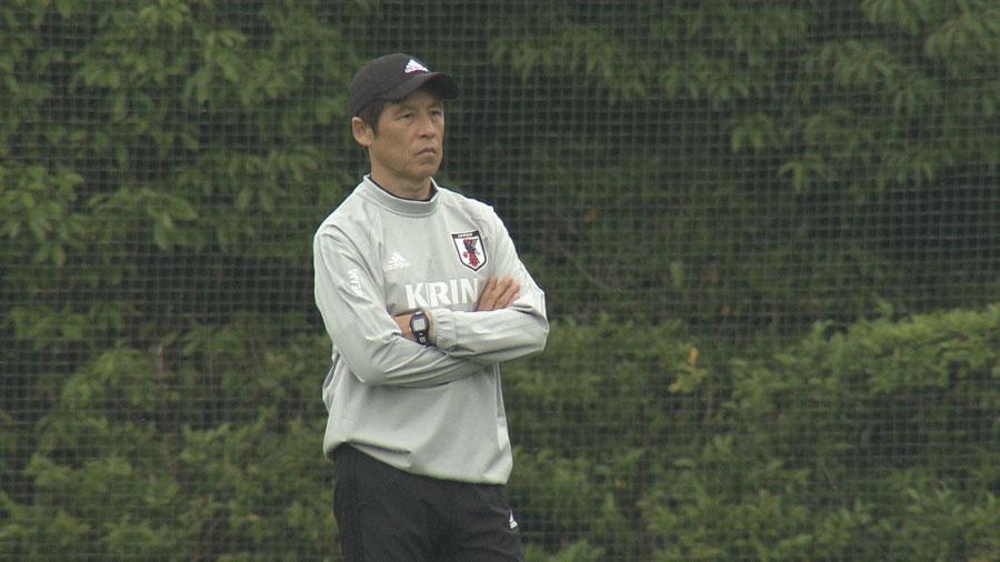実質30日という短期間でのチーム作りを強いられた西野朗新監督
