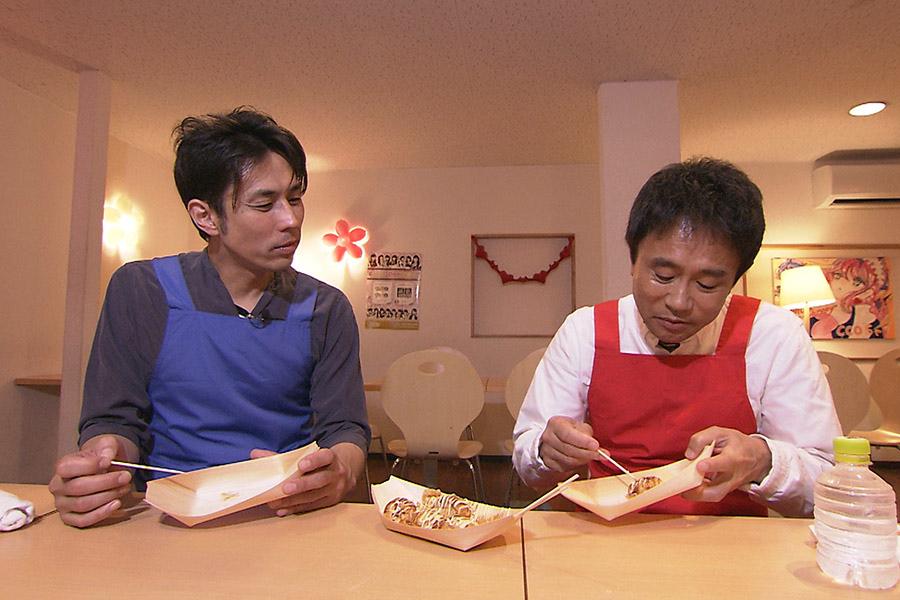 現在、絶賛反省中の袴田吉彦(左)のハニートラップ対策に浜田雅功は驚愕する