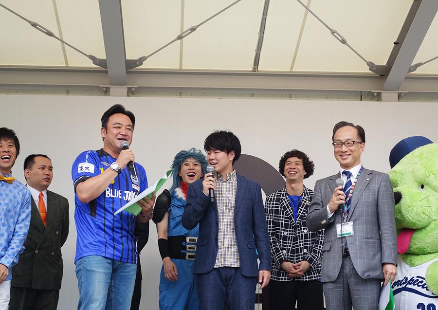きみどり・土居(中央)は星稜高校でインターハイ準優勝、スポーツ推薦で早稲田際学へ。「今月の給料が3万2千円でした。親が泣いています」