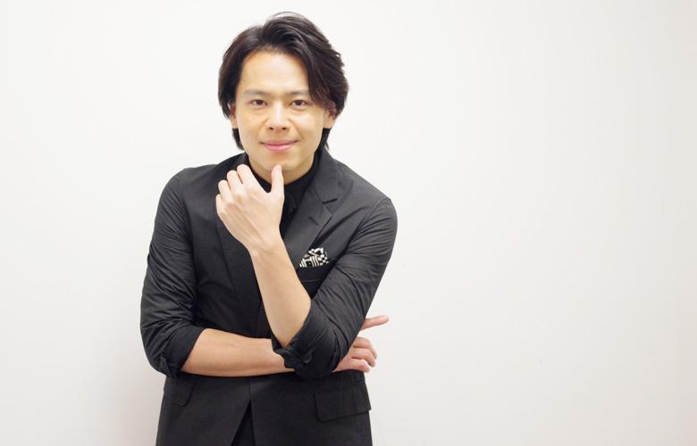 「やっと大阪のお客さまに見てもらえる、お待たせしましたです」と大阪での公演を喜ぶ中川