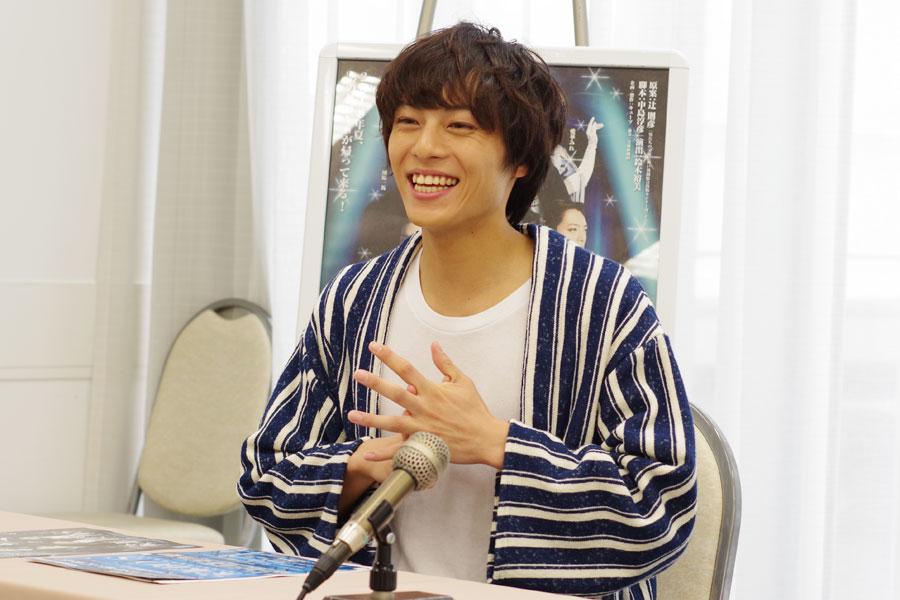 永田崇人が、宝塚歌劇団に実在した「男子部」を描く舞台『宝塚BOYS』に出演