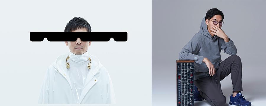 6月30日に出演する(左から)、☆Taku Takahashi、tofubeats